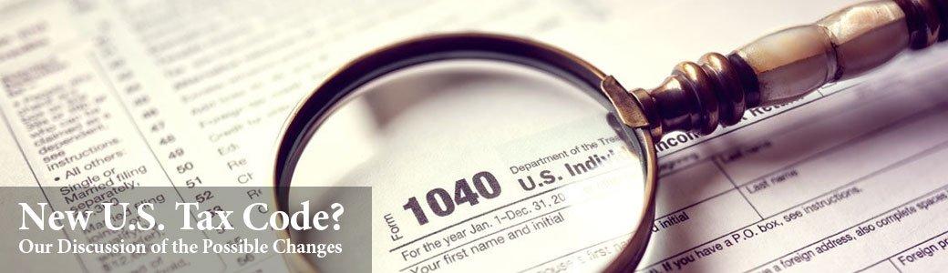 U.S. Tax Updates?
